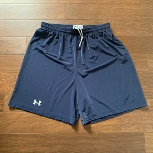 Under Armour Navy Shorts